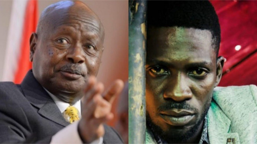 Bobi Wine Leads Movement To Unseat President Museveni 33 years Rule