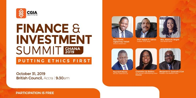 Ghana Finance & Investment Summit 2019