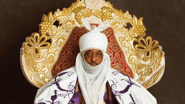 The Prince Emir of Kano