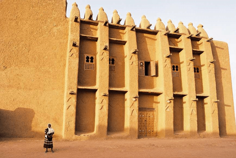 Ancient wall of Kano