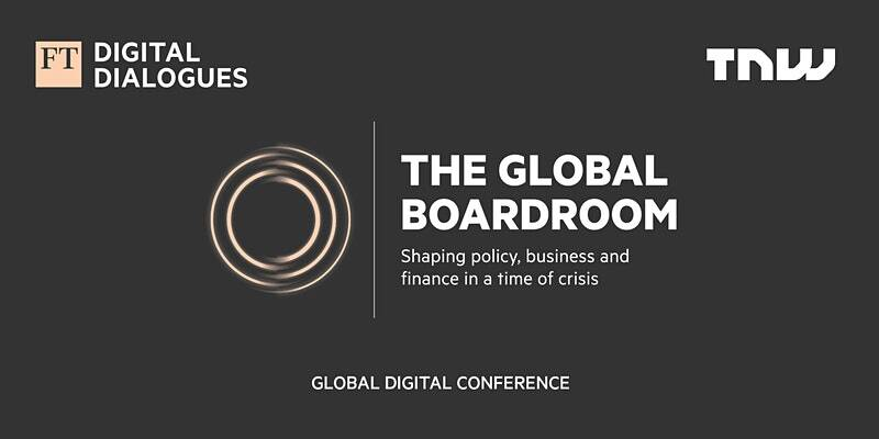 The Global Boardroom by Financial Times in partnership with TNW